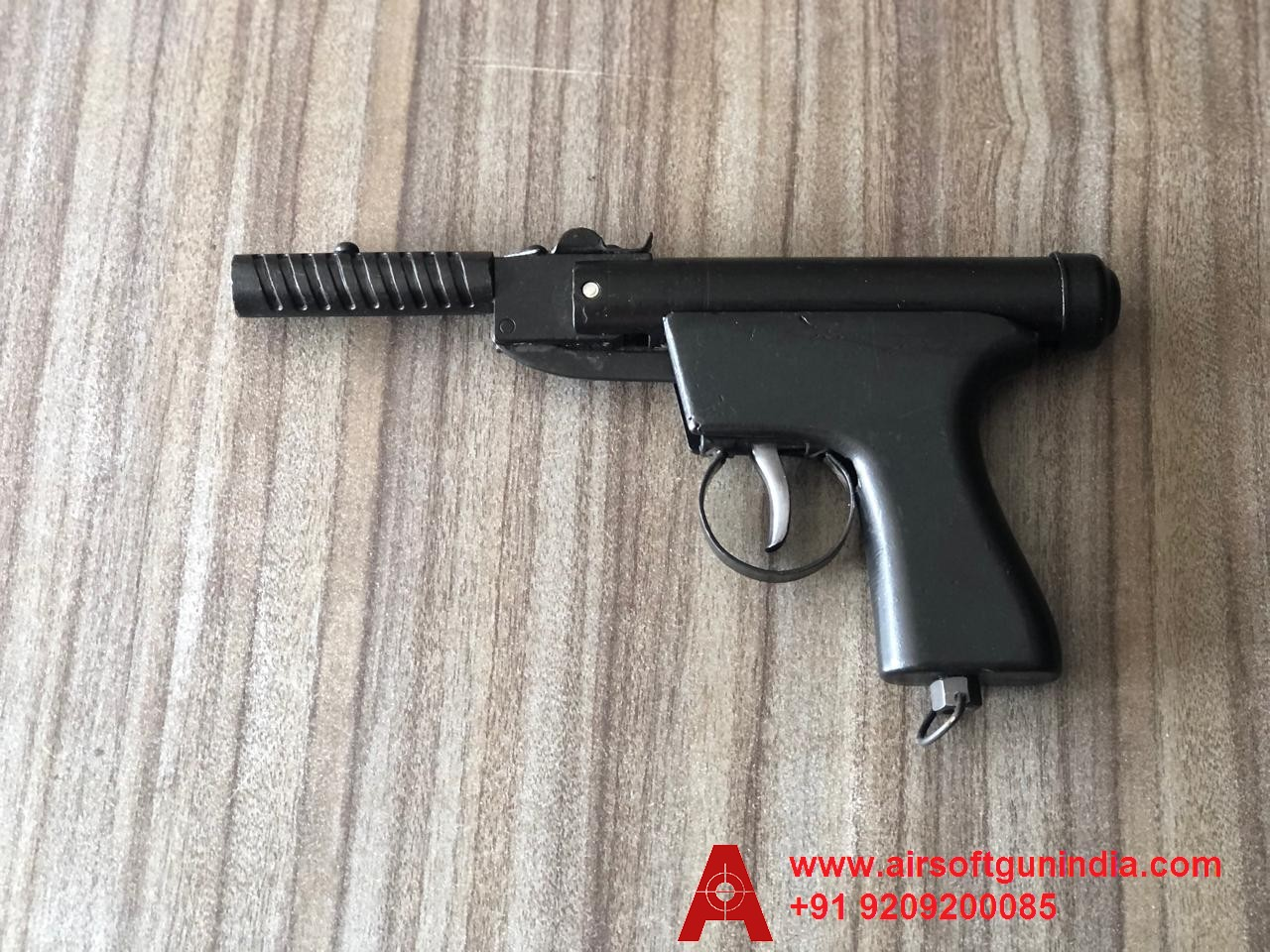 Prince Blackair Pistol By Airsoft Gun India