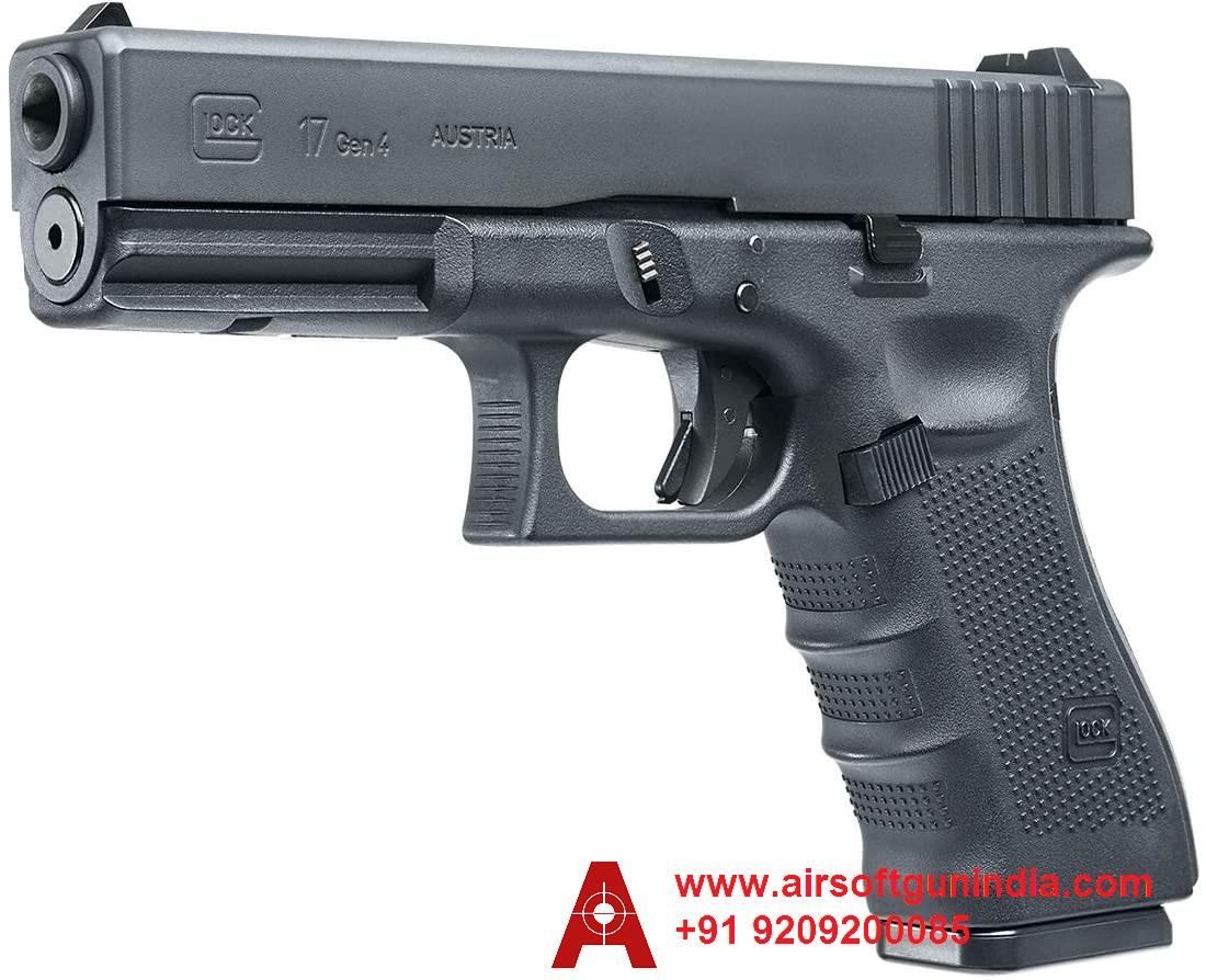 Umarex Glock 17 Gen4 CO2 Blowback .177 BB Gun By Airsoft Gun India