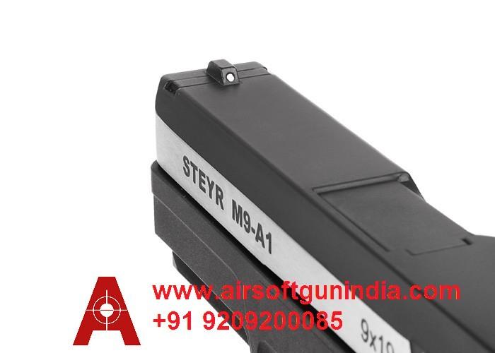 Steyr M9-A1 Dual-Tone CO2 Pistol By Airsoft Gun India