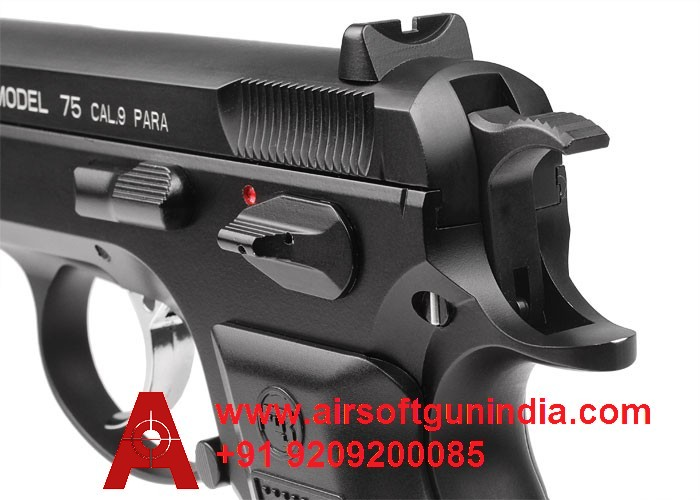 CZ 75 CO2 BB Pistol By Airsoft Gun India