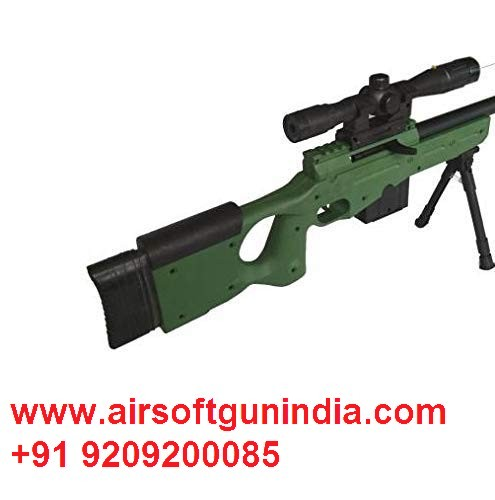 AWM Sniper Rifle By Airsoft Gun India