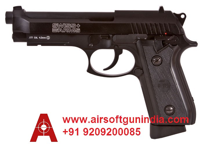 Swiss Arms P92 CO2 AIR PISTOL IN INDIA