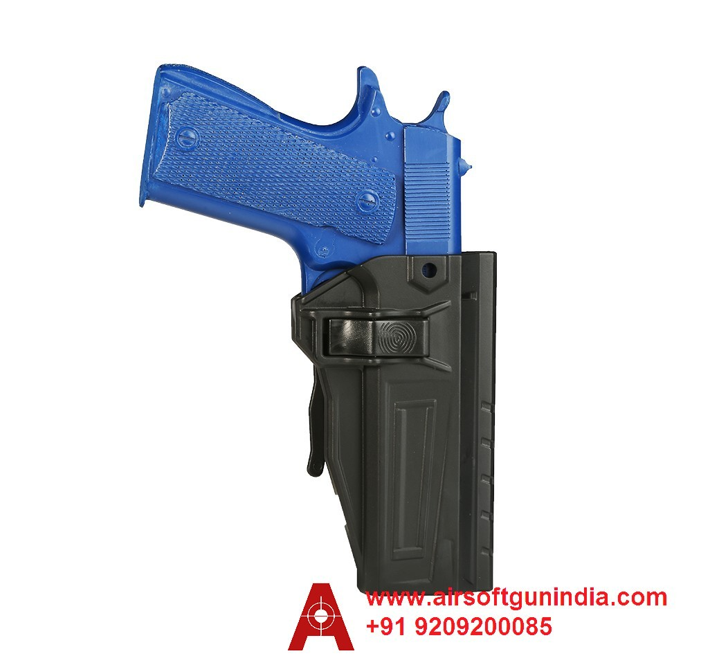 Colt 1911 OWB Holster Index-finger Release 360° Adjustable By Airsoft Gun India