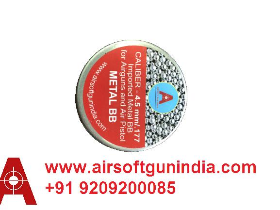 .177 Metal Bb For Co2 Bb Gun By Airsoft Gun India