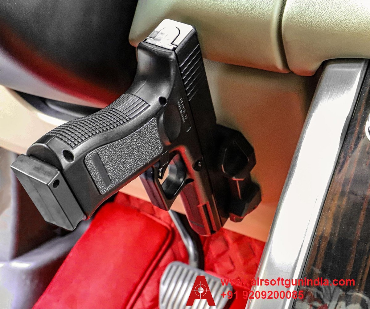 Vehicle Indoor Outdoor Home Use Magnetic Gun Holder By Airsoft Gun India