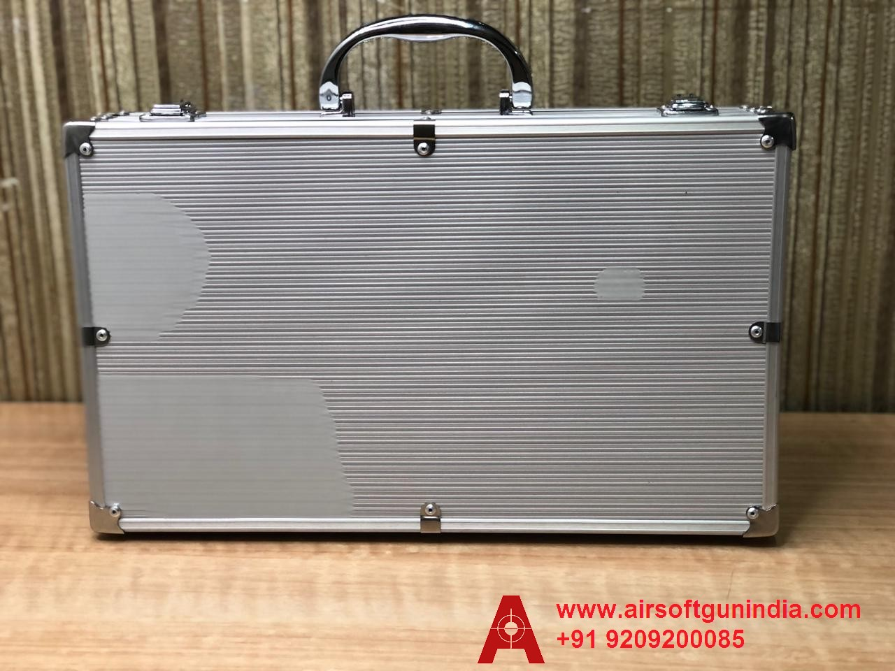 Customized Gun Case For Schofield 6 Co2 PELLETS Revolver By Airsoft Gun India