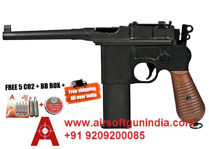 Legends C96 Co2 Blowback BB Pistol By Airsoft Gun India