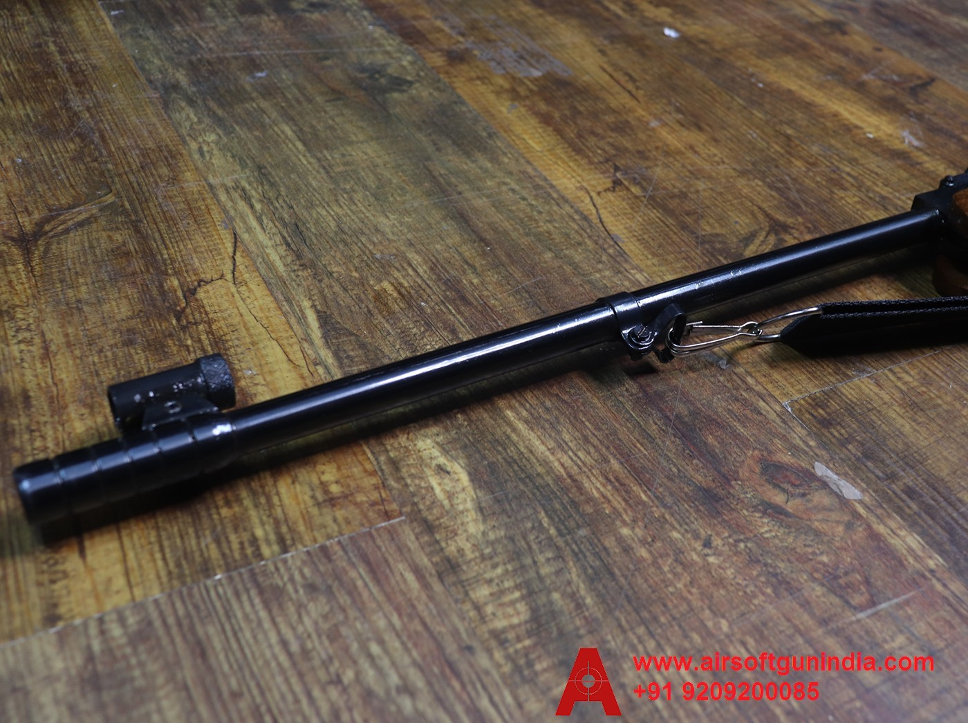 PINAKA .177 AIR RIFLE  BY AIRSOFT GUN INDIA BROWN