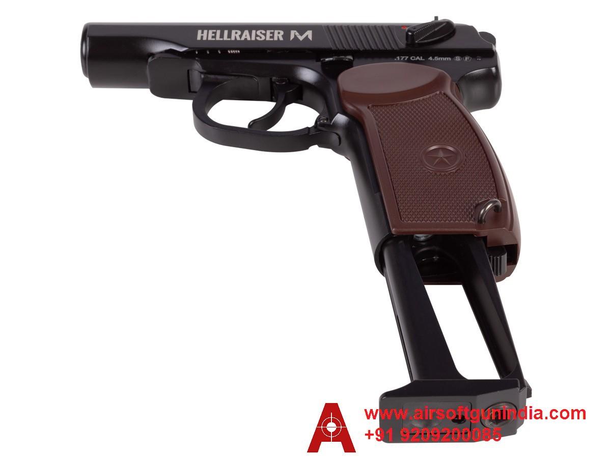 Hellraiser M CO2 BB Pistol By Airsoft Gun India