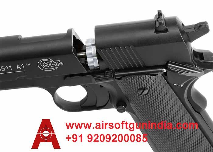 Umarex Colt 1911 A1 CO2 Pellet Gun By Airsoft Gun India