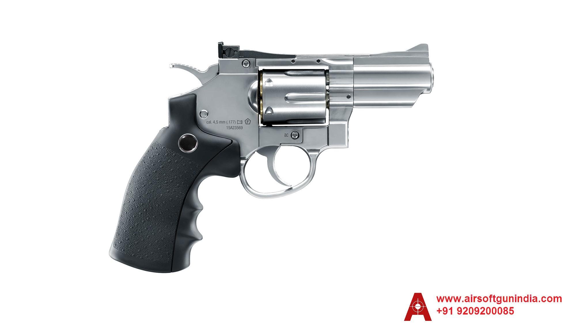 Legends S25 2.5 Inch  Pellet Revolver .177 Caliber By Airsoft Gun India