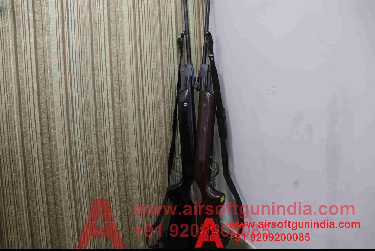 sisco 50 Air rifle combo by airsoft gun india